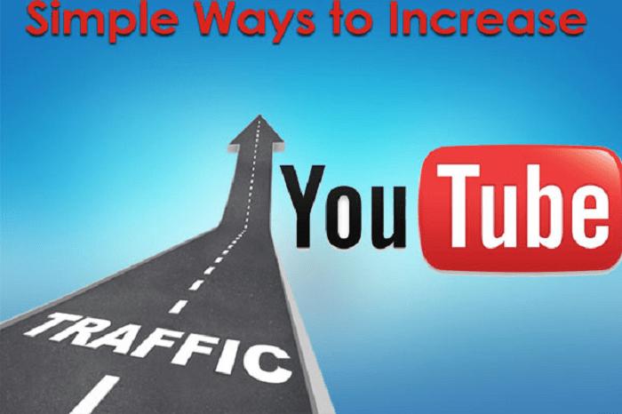 Mỏ vàng tăng traffic cho website chính là youtube