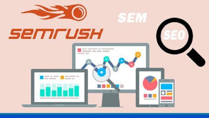Công cụ phân tích từ khóa SEMRush